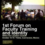 Formação docente e identidade lassalista
