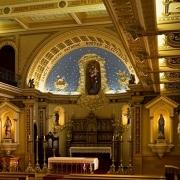 Missas presenciais com número de fiéis reduzido