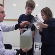 Educação Infantil trabalhando com o olfato
