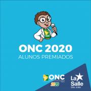 Alunas são medalhistas na ONC 2020