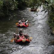 Estudantes do EM realizam Rafting em Três Coroas