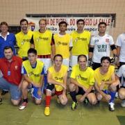 Equipes Vermelho e Amarelo decidem o título da Copa