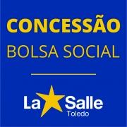 Processo de Concessão de Bolsas Sociais 2020