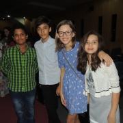 Celebração em Ação de Graças do 5º ano