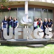 Antonianas recebem troféu Destaque UFRGS Jovem