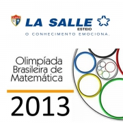 35ª Olimpíada Brasileira de Matemática.