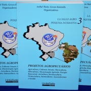 Lançamento Livro La Salle Agro:Pesquisa Interativa 3