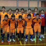 Equipe Futsal Masculino (12 a 14 anos) – Vice-campeã