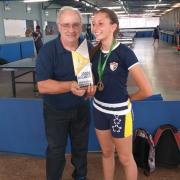 Jogos Escolares do Distrito Federal - Tênis de Mesa