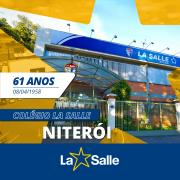 61 anos La Salle Niterói