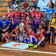 La Salle Futsal é campeã Estadual de 2019