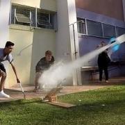 Física prática: estudantes desenvolvem foguetes