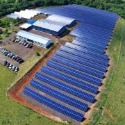 Inaugurado o maior parque de energia Solar do Estado