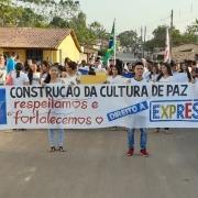 Colégio La Salle promove a Caminhada pela Paz