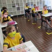 Estudantes de todos os níveis retornarão à escola