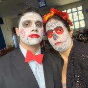 Halloween do Ensino Médio