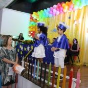 Educação Infantil realiza Cerimônia de Formatura