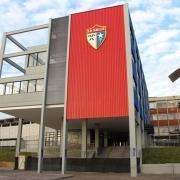 Inauguração do novo prédio no La Salle Santo Antônio