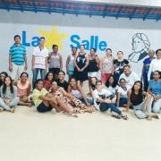 Atividades da Pastoral do Colégio La Salle Zé Doca