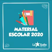 Confira a lista de material escolar para 2020