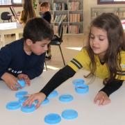 A ação pedagógica dos jogos reciclados no 1º ano