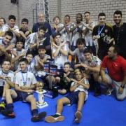 LSSA consagra-se campeão da Taça Escolar de Futsal