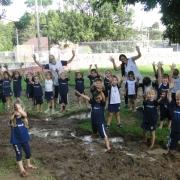 Tarde do Barro na Educação Infantil - Pré I