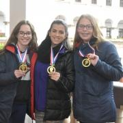 Projeto de alunas gaúchas vai representar o Brasil