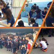 1° Olímpiadas de Matemática - Anos Finais