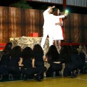 II Via Sacra do Colégio La Salle Águas Claras