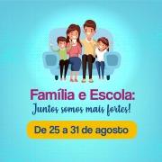 Vem aí a Semana da Família!