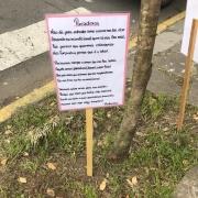Alunos lassalistas promovem Ação Poética