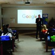 Lançamento oficial da parceria com a Google