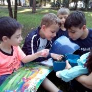 Zé do Livro estimula contação de histórias no 1º ano