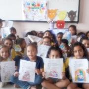 Projeto de Leitura do Colégio La Salle Zé Doca