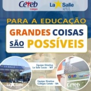 LIVE   Troca de Experiências: Colégio Ceteb -BA