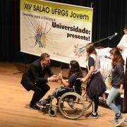 Alunos recebem Premiação em Cerimônia na UFRGS