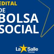 EDITAL DE BOLSA ASSISTENCIAL DA EDUCAÇÃO