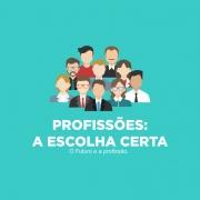 Encontro sobre profissões