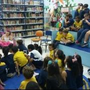 Hora do conto especial - Dia das Crianças