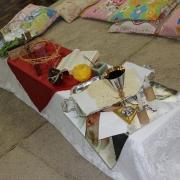 Celebração de Páscoa com Professores e Funcionários