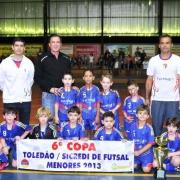 Final da Copa Toledão / Sicredi Futsal Menores