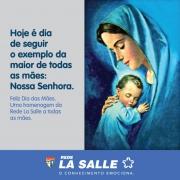 Homenagem às mães lassalistas