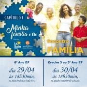 Escola da Inteligência promove 1ºEncontro da Família