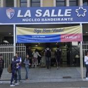 Inicio do ano letivo La Salle Núcleo Bandeirante
