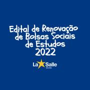 RENOVAÇÃO de Bolsas Sociais 2022