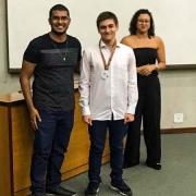 Estudante Lassalista é Premiado na OQDF.