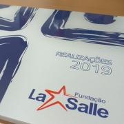 Fundação La Salle lança Relatório 2019