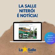 La Salle Niterói é notícia!