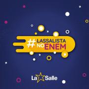 #LassalistaNoENEM